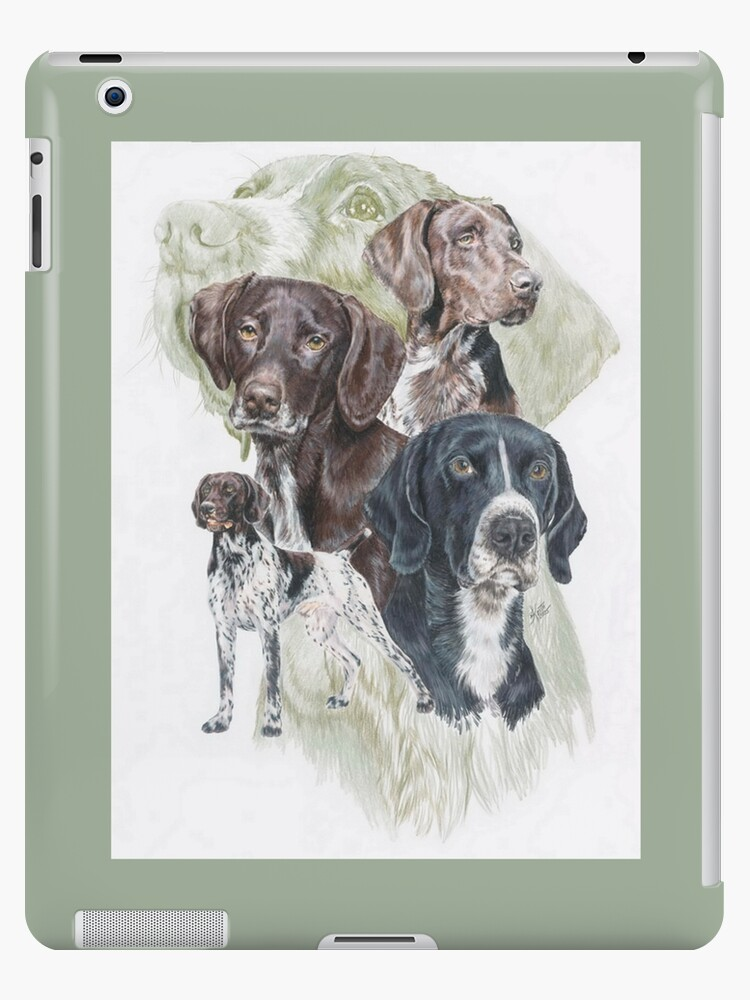German Short-Haired Pointer Revamp by BarbBarcikKeith