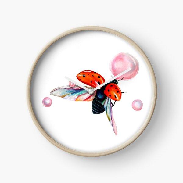 Bubblegum Clock