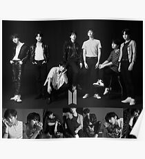 BTS Love Yourself Tear Comeback 2 Poster