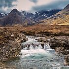 Fairy Pools by J. Day