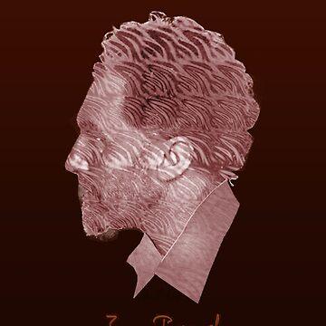 Ezra Pound by mindprintz