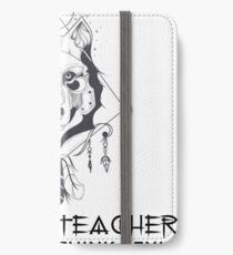 SPANISH TEACHER iPhone Wallet/Case/Skin