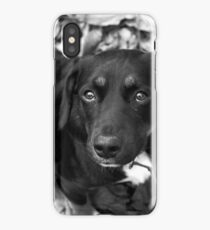butch boy. iPhone Case