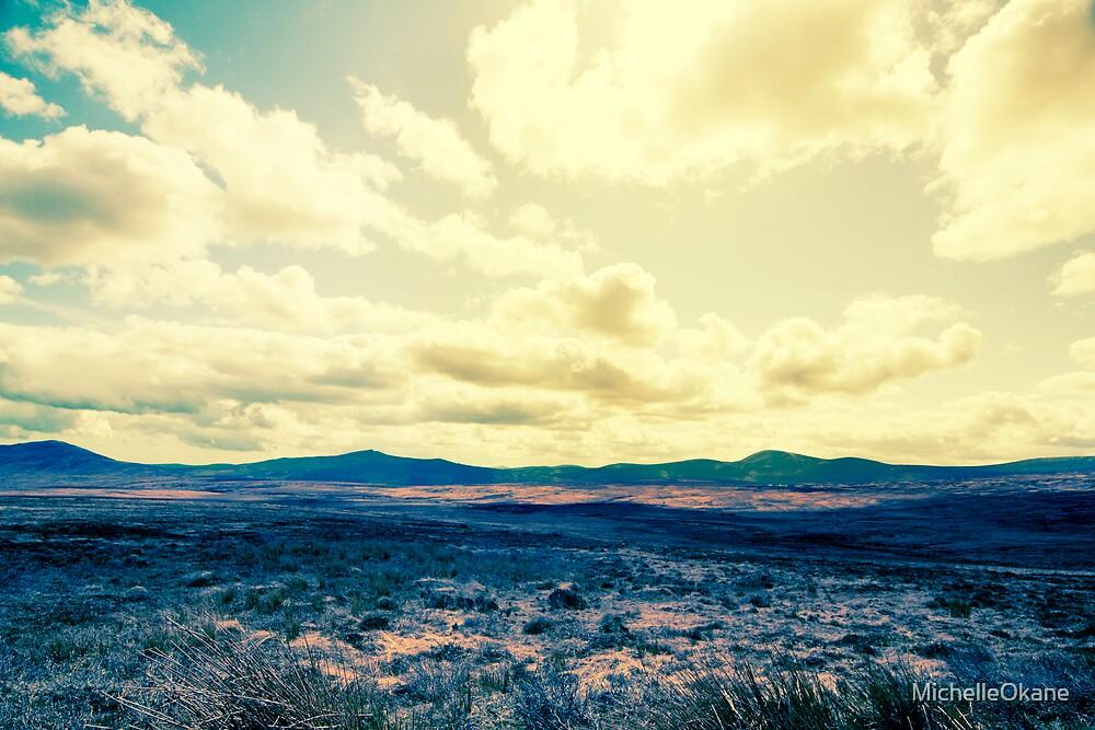 Dublin Mountains Take 2 by MichelleOkane