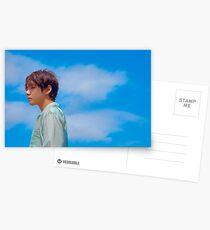 BTS LOVE YOURSELF 轉 TEAR // V // Y VER Postcards