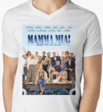 Mamma Mia: Here We Go Again! Men's V-Neck T-Shirt
