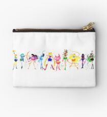 Watercolor Senshi Studio Pouch