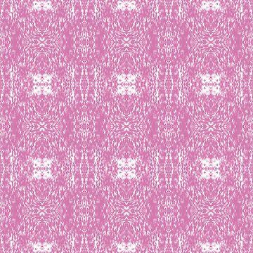 Boho Pixel Pattern by widmore