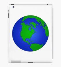 Planet Earth Earth iPad Case/Skin