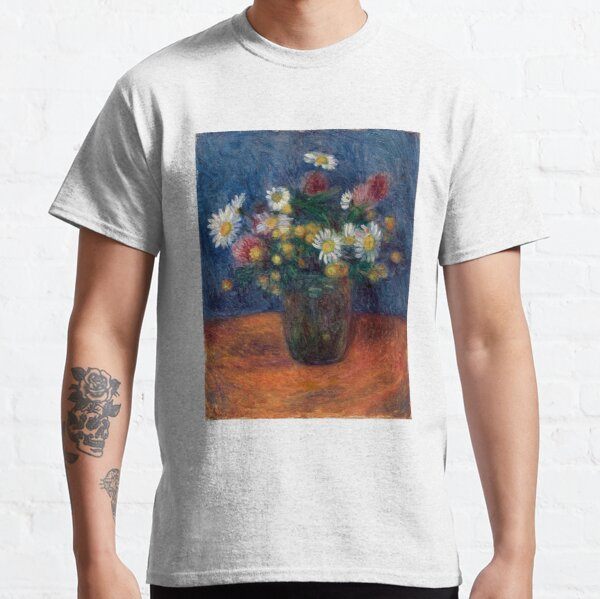 Flowers, William James Glackens, 1915 Classic T-Shirt