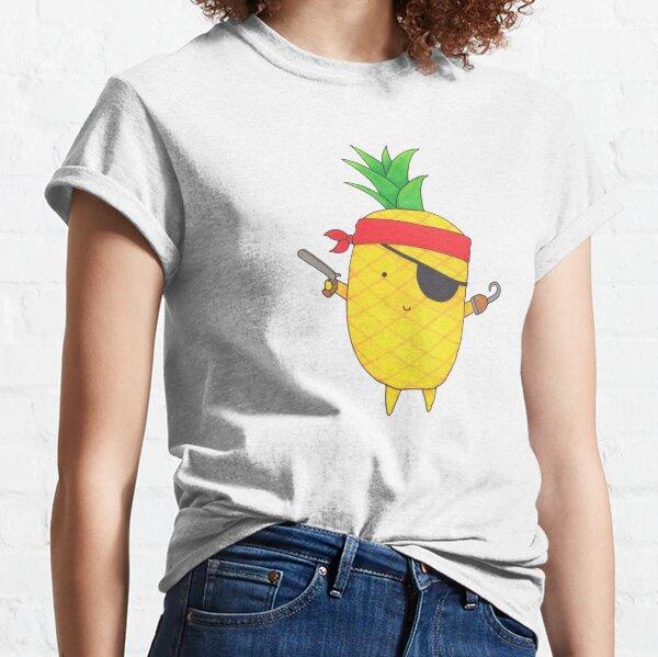 Pineapple Pirate Classic T-Shirt