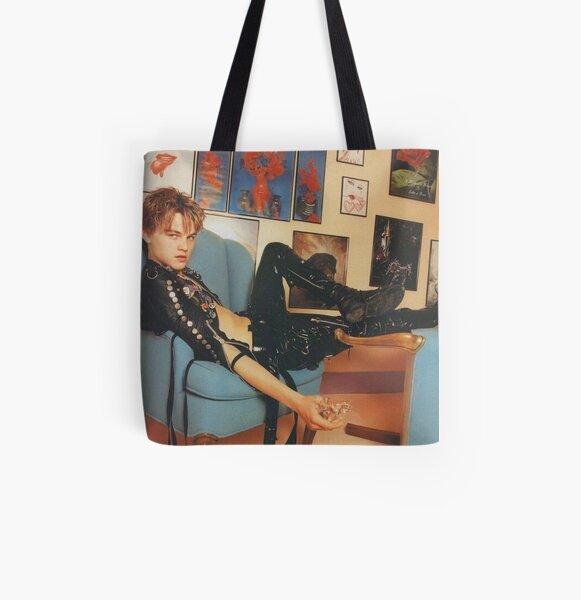 Leonardo Dicaprio Leather Handbag Purse