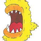 An Angry Chicken by TakoraTakora