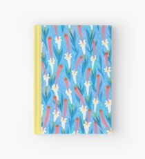 Blooming Trumpet Hardcover Journal