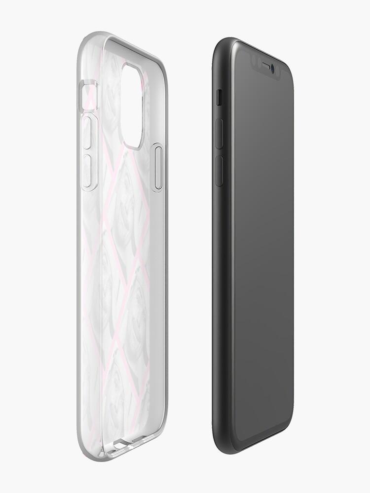 Coque iPhone «Un peu trop», par JLHDesign