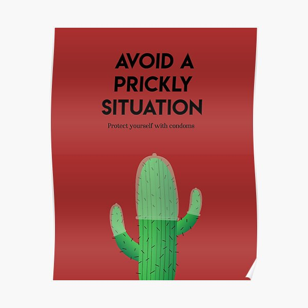 Prickly Situation  Poster