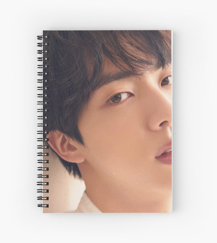 Jin Bts Love Yourself Tear Concept U Spiral Notebook By Kpop Deals