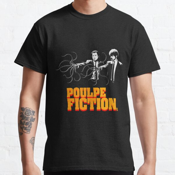 Poulpe Fiction T-shirt classique