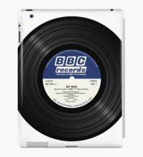 BBC Radiophonic Workshop Record - Doctor Who Single iPad Case/Skin