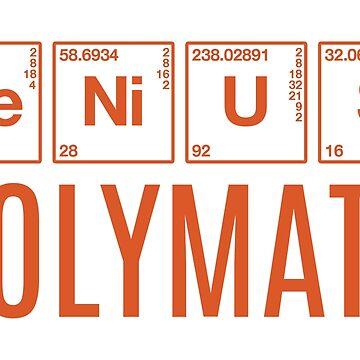 Genius Polymath by giovybus