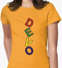 Devo Women's Fitted T-Shirt