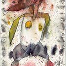 Two Broken Feet No. 6 by ReBecca Gozion