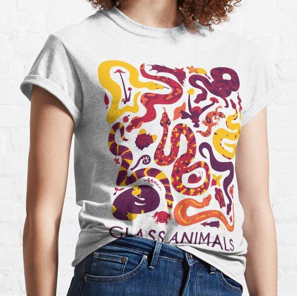 Black Mambo style Classic T-Shirt