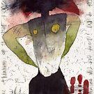 Two Broken Feet No. 8 by ReBecca Gozion