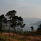 Ullswater Haze by mikebov