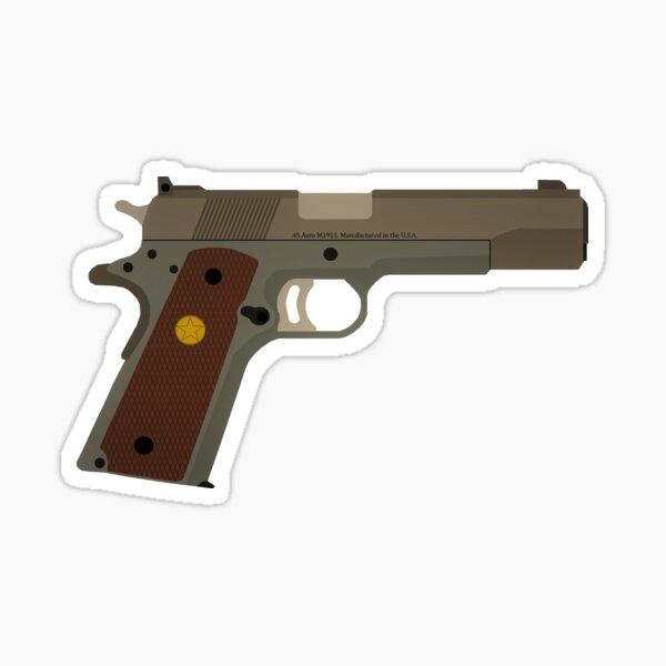The M1911 Sticker