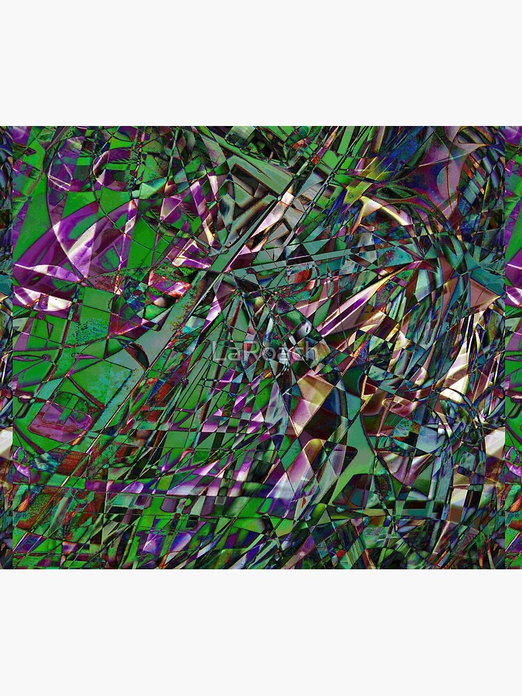 Kaleidoscope #15 by LaRoach