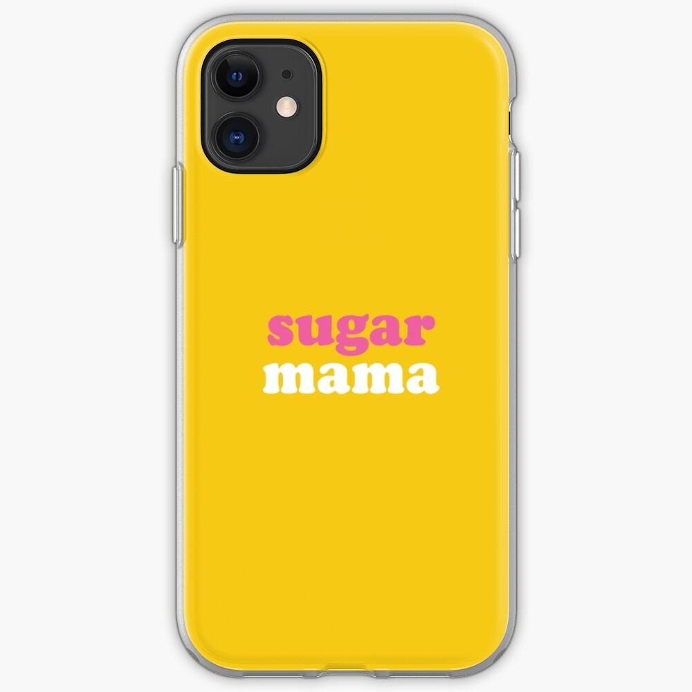 Sugar Mama iPhone Case & Cover