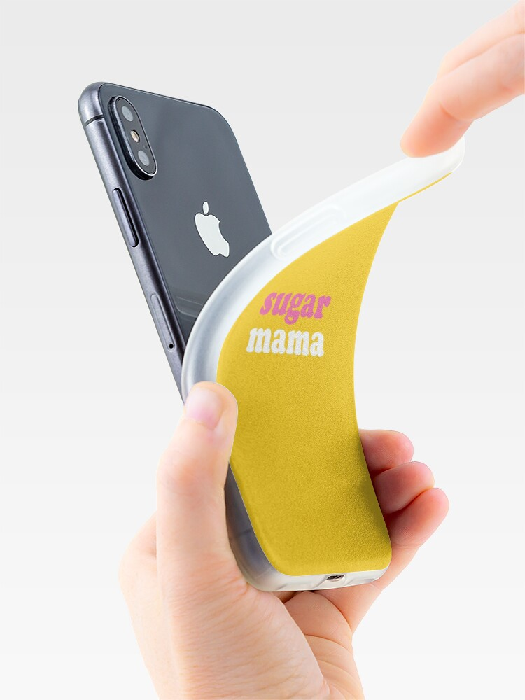 Alternate view of Sugar Mama iPhone Cases & Covers