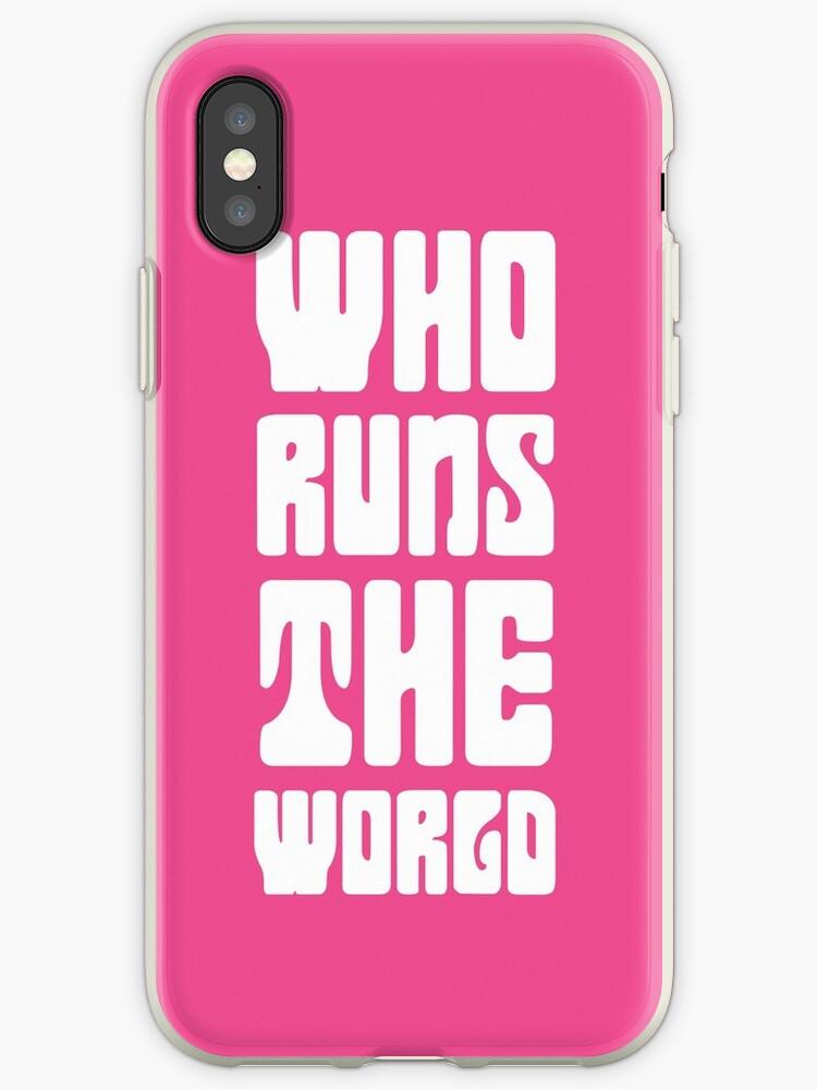 Who runs the world? GIRLS by Kinzie Madsen