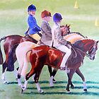 At the Royal Show by Jean Farquhar