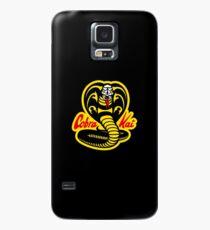 Cobra Kai originales Logo Hülle & Klebefolie für Samsung Galaxy