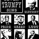 Seven Trumpy Sins by EthosWear