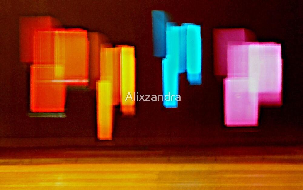Tri-Colour by Alixzandra