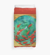 Goldfish Bowl Duvet Cover
