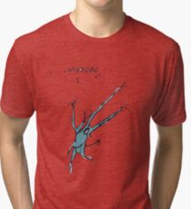 king volcano Tri-blend T-Shirt
