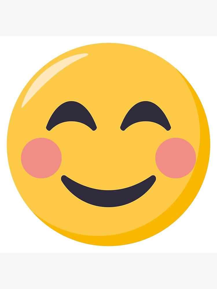 Tarjetas de felicitación «JoyPixels ™ Cara sonriente con ojos sonrientes  Emoji» de joypixels | Redbubble