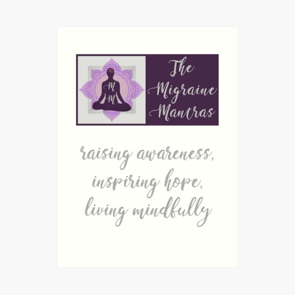 Awareness, Hope, Mindfulness Art Print