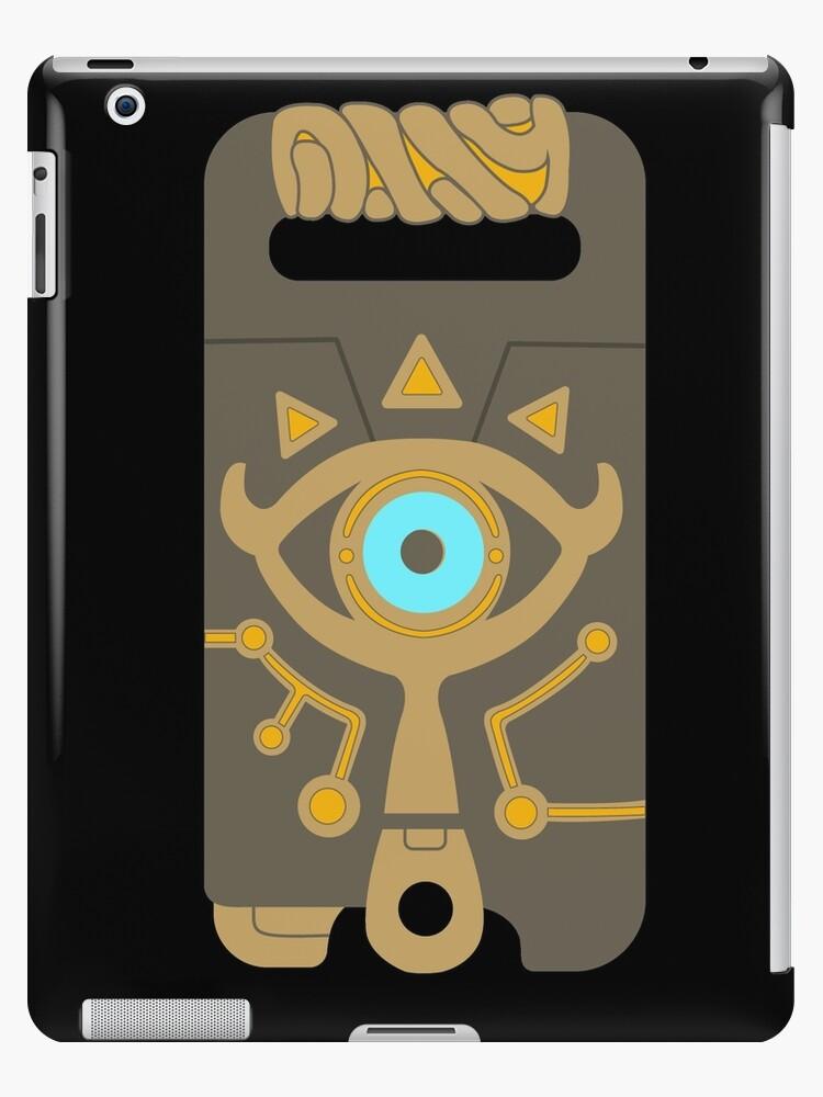 best authentic 90e0d 2536b 'The Legend of Zelda - Breath of the Wild Sheikah Slate' iPad Case/Skin by  krispies69