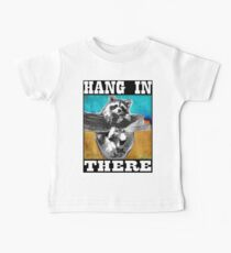 Hang In There Baby Tee