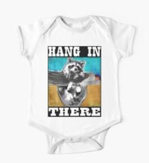 Hang In There One Piece - Short Sleeve