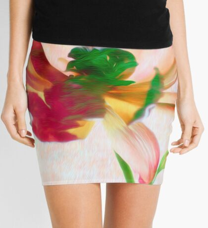 Spring is in the Air Mini Skirt