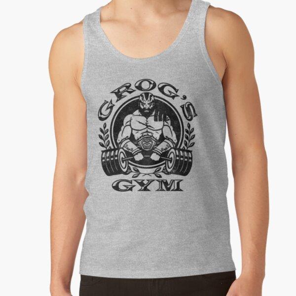 Grog's Gym Tank Top