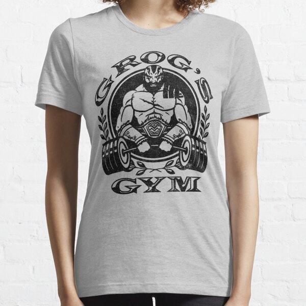 Grog's Gym Essential T-Shirt