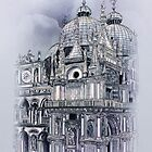 St Mark's Basilica. by andy551