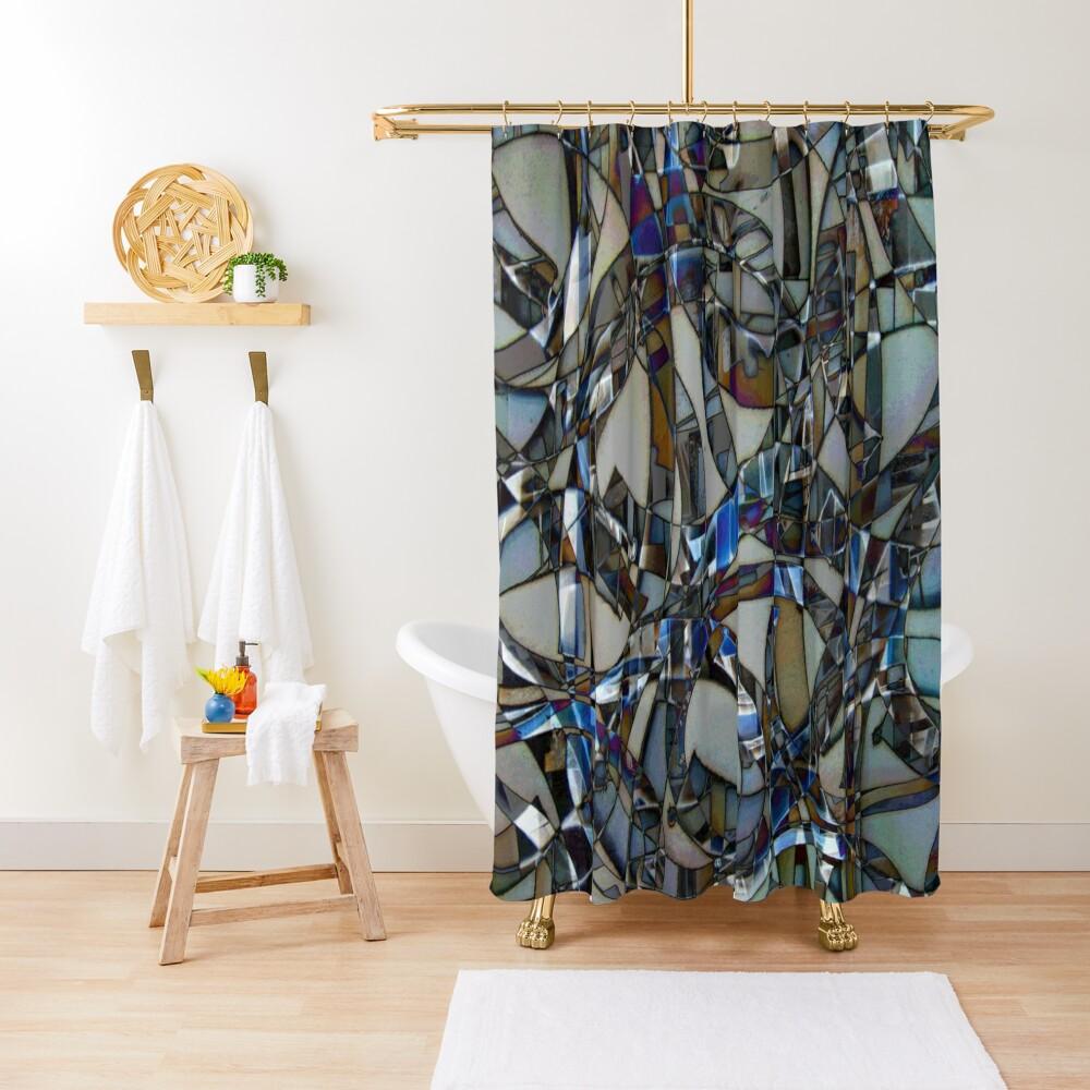 Kaleidoscope #14 Shower Curtain